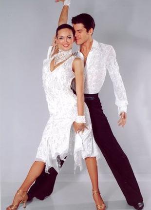 Научу танцевать спортивно- бальные танцы