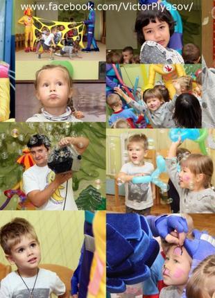 Фотограф на день рождения, детский утренник, корпоратив, репортаж