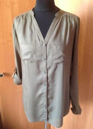 """Блуза рубашка """"Terranova"""" p.xs"""