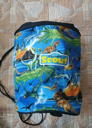 Рюкзак с динозаврами