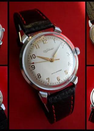 «КИРОВСКИЕ-2409» СССР 60-х., часы МУЖСКИЕ, МЕХАНИЧЕСКИЕ наручные