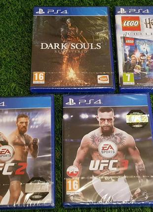 UFC - 2 на PS4