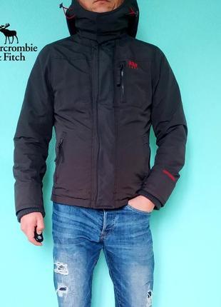 Мужская демисезонная куртка abercrombie&fitch all weather jacket