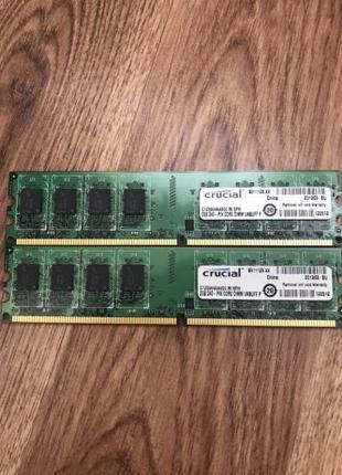 Оперативна память ddr 2 - 2 gb