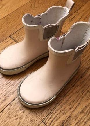 Ботинки детские резиновые H&M