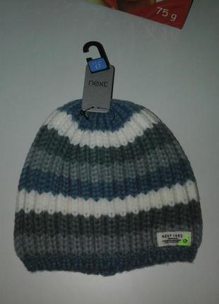 Класна шапочка на котоновій підкладці, 3 - 4 роки, нова, фірми...