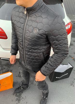 Мужская куртка Philipp Plein ( Сезон осень/зима )