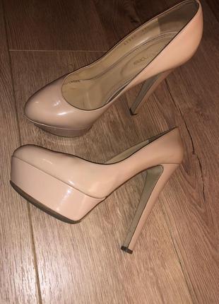 Туфли sergio rossi р. 39,5