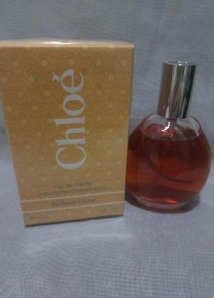 Chloe classique pour femme,женская туалетная вода 90мл