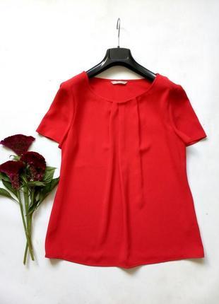 Красная блуза 12