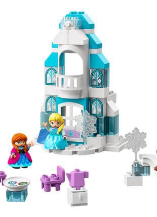 Конструктор LEGO DUPLO Ледяной замок