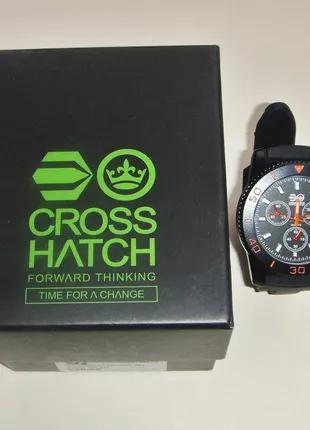 Часы Crosshatch. Англия. Новые. В подарочной коробке