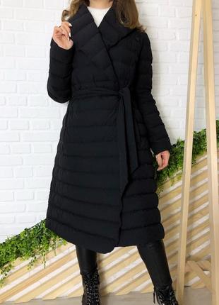 Стильный и тёплый пуховик, пальто от max mara оригинал