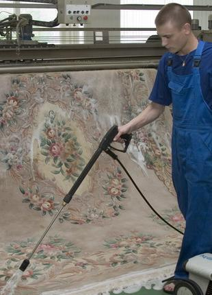 Профессиональная чистка ковров с бесплатным вывозом и доставко...