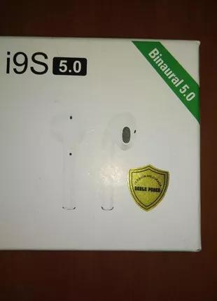 Беспроводные Bluetooth наушники i9S