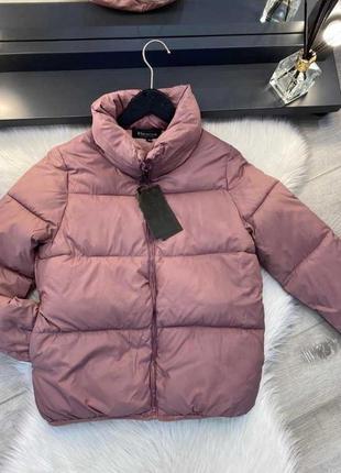 Куртка с плащевки