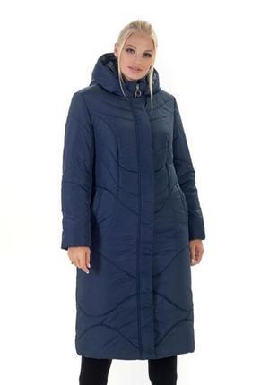 Пальто женское до 66 размер