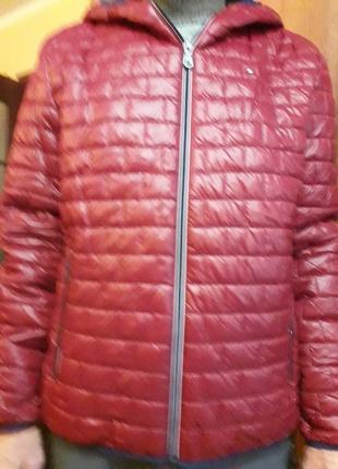 Мужская куртка c капюшоном