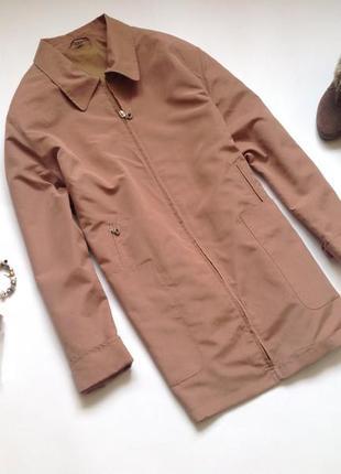 Легкая демисезонная куртка большого размера