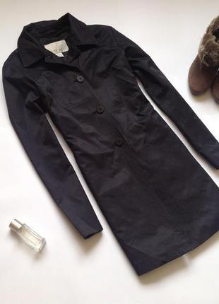 Демисезонная удлиненная длинная куртка тренч. смотрите мои объ...