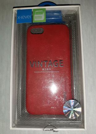Накладка бампер на iPhone 7