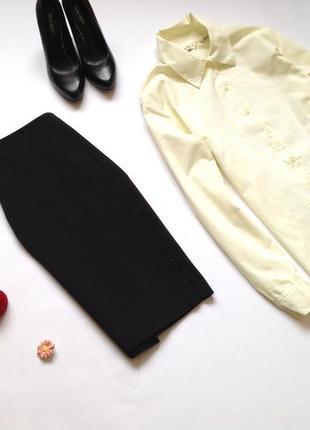 Черная классическая юбка la rochelle. обнова! смотрите мои объ...
