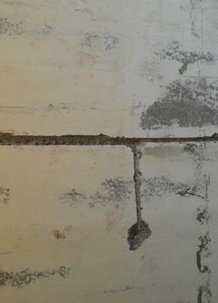 Резка штроб под провода