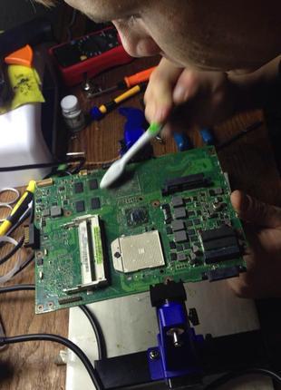 Ремонт ПК и ноутбуков (в том числе техника Apple)