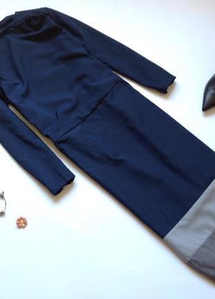 Длинное платье макси оверсайз zansea большого размера