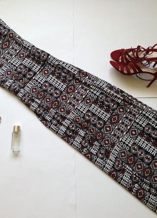 Длинное летнее платье макси сарафан