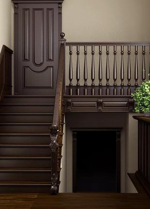 Сходові Двері на Сходи