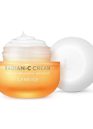 Крем для сияния кожи Laneige Radian-C Cream, 10 мл