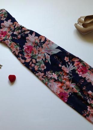 Летнее длинное платье perisian collection