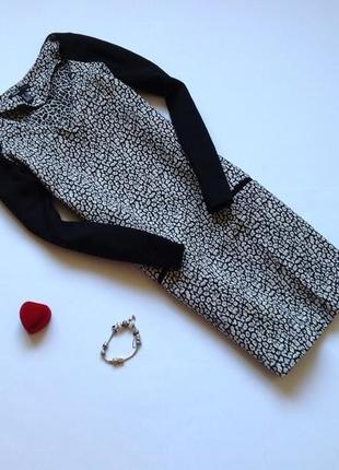 Теплое платье длинный рукав mango