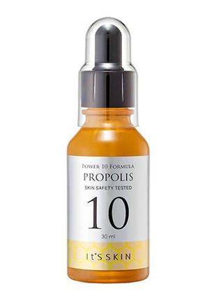 Сыворотка для лица It's Skin Power 10 Formula Propolis, 30 мл