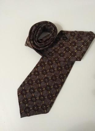 Галстук краватка шелк оригинальный подарок мужчине