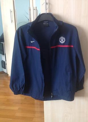 Куртка ветровка 140-152 см.