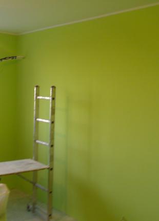 Штукатурка и шпаклевка стен