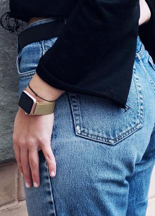 Ремешок для часов apple watch миланская петля
