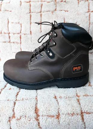 Ботинки timberland с железным носком
