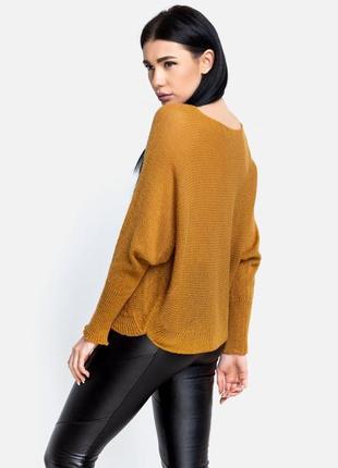 Джемпер свитер мягкий и нежный италия