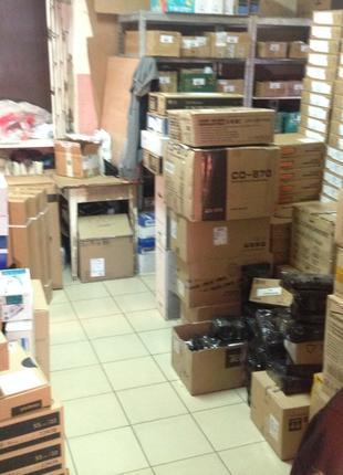 Услуги по упаковке, сортировке товара