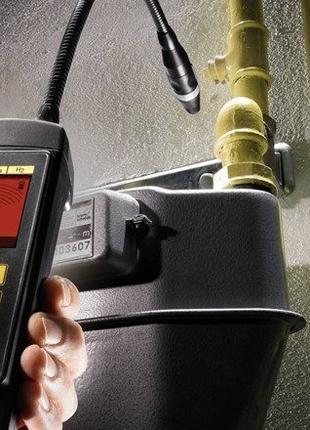 Проверка на наличи утечек газа