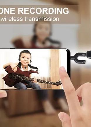 Беспроводной микрофон для мобильного телефона XIAOKOA