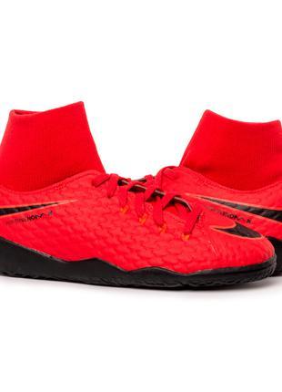 Бутси Nike JR HYPERVENOM PHELON III DF IC