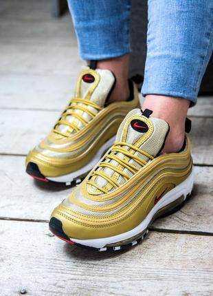 36 37 38 39 40 очень крутые женские кроссовки nike air max 97 ...