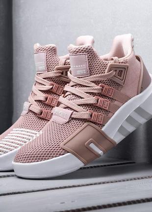 36 37 38 39 40 шикарные женские кроссовки adidas eqt bask adv ...