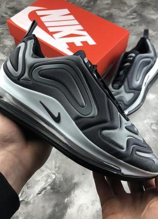 Шикарные кроссовки nike air max 720 grey 40-45! новинка! 2019!...