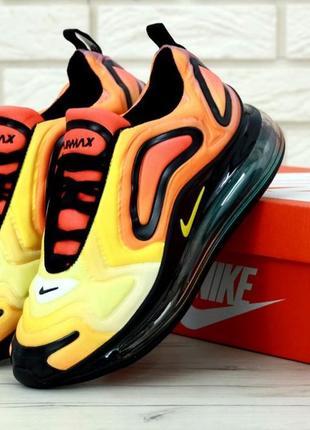 Шикарные мужские кроссовки nike air max 720