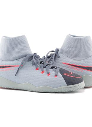 Бутси Nike HypervenomX Phelon III DF IC Junior 9
